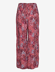 ODD MOLLY - Jacqueline Pants - casual bukser - cranberry - 2