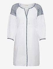 ODD MOLLY - Jill Dress - sommerkjoler - bright white - 1