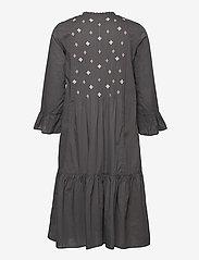 ODD MOLLY - Kayla Dress - sommerkjoler - asphalt - 2
