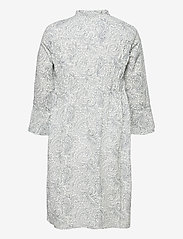 ODD MOLLY - Judy Dress - sommerkjoler - light chalk - 2