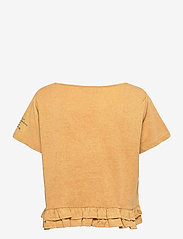 ODD MOLLY - Sally Top - t-shirts - golden biscotti - 2