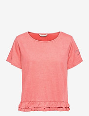 ODD MOLLY - Sally Top - t-shirts - pink dream - 1