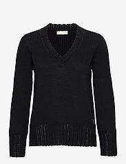 ODD MOLLY - Joni Sweater - trøjer - black - 1