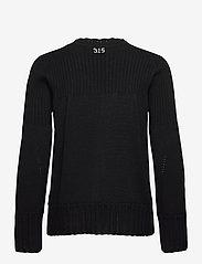 ODD MOLLY - Joni Sweater - trøjer - black - 2