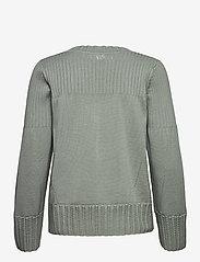 ODD MOLLY - Joni Sweater - trøjer - light cargo - 2