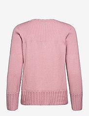 ODD MOLLY - Joni Sweater - trøjer - pink mauve - 2