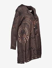ODD MOLLY - dolomite tunic - tuniques - black lava - 2