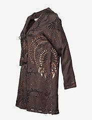 ODD MOLLY - dolomite tunic - tuniques - black lava - 3