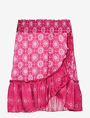 ODD MOLLY - funky belle skirt - lyhyet - dark ruby - 0