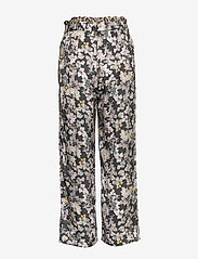 ODD MOLLY - Pretty Printed Pants - pantalons larges - asphalt - 1