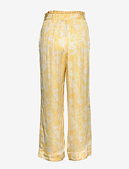 ODD MOLLY - Pretty Printed Pants - pantalons larges - vintage yellow - 1
