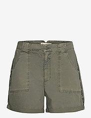 ODD MOLLY - Heather Shorts - shorts casual - faded cargo - 1