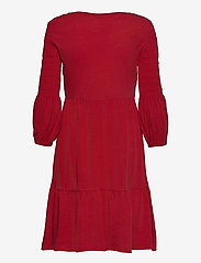 ODD MOLLY - Gloria Dress - hverdagskjoler - cherry red - 2
