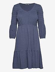 ODD MOLLY - Gloria Dress - hverdagskjoler - dark blue - 1