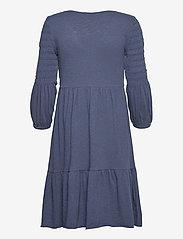 ODD MOLLY - Gloria Dress - hverdagskjoler - dark blue - 2