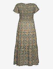 ODD MOLLY - Myrtle Dress - green slate - 2