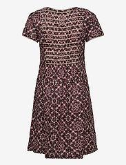 ODD MOLLY - Myrtle Short Dress - sommerkjoler - asphalt - 2