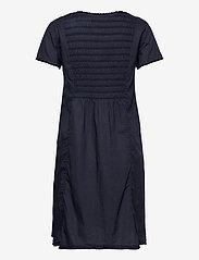 ODD MOLLY - Myrtle Short Dress - sommerkjoler - dark blue - 2