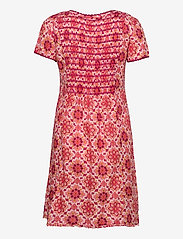 ODD MOLLY - Myrtle Short Dress - sommerkjoler - pink fudge - 2
