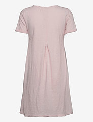 ODD MOLLY - Finest Embroidery Dress - sommerkjoler - pink elder - 2