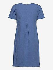 ODD MOLLY - Finest Embroidery Dress - sommerkjoler - vivid blue - 2