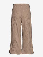 ODD MOLLY - Day Dreamer Pants - pantalons larges - sandstorm - 1