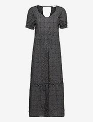 Latrice Dress - ASPHALT