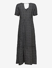ODD MOLLY - Latrice Dress - sommerkjoler - asphalt - 2