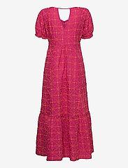 ODD MOLLY - Latrice Dress - sommerkjoler - bright fuschia - 2