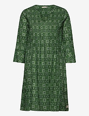 ODD MOLLY - Soul Of Sunshine Dress - hverdagskjoler - green jade - 0