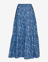 ODD MOLLY - Emily Skirt - maxi nederdele - soft blue - 0