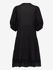 ODD MOLLY - Laura Dress - midi kjoler - asphalt - 1