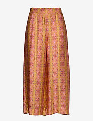 ODD MOLLY - Claudia Pants - pantalons larges - tumeric - 1