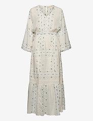 ODD MOLLY - Alexia Dress - hverdagskjoler - light porcelain - 0