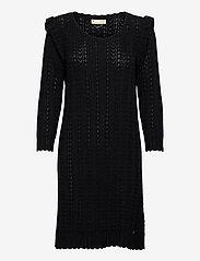 Leslie Dress - BLACK