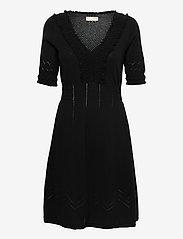 ODD MOLLY - Adora Dress - sommerkjoler - black - 1