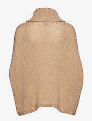 ODD MOLLY - Significant Other Poncho - ponchos & capes - soft camel - 2