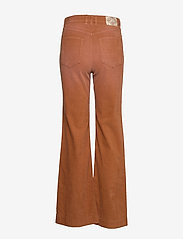 ODD MOLLY - Living All The Way Pant - pantalons larges - golden brown - 2