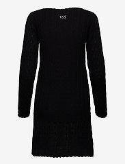 ODD MOLLY - Maureen Dress - hverdagskjoler - almost black - 2