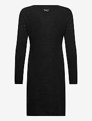 ODD MOLLY - Quinn Dress - hverdagskjoler - black - 2