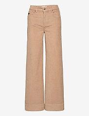 ODD MOLLY - Maya Pants - bukser - soft taupe - 1