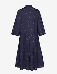 ODD MOLLY - Dance More Dances Dress - midi jurken - dark blue - 1