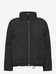 ODD MOLLY - Harmony Jacket - doudounes - almost black - 2