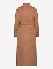 ODD MOLLY - Luna Coat - manteaux en laine - brown mocha - 2