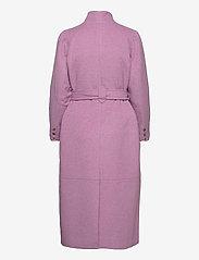 ODD MOLLY - Luna Coat - manteaux en laine - smokey purple - 2