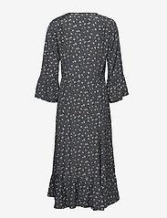 ODD MOLLY - Esmée Long Dress - hverdagskjoler - asphalt - 2
