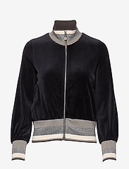 ODD MOLLY - UnconquerableJacket - sweaters - almost black - 0