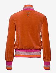 ODD MOLLY - UnconquerableJacket - sweats - dark orange - 1