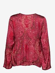 ODD MOLLY - Amélie Blouse - langærmede bluser - red elderberry - 2