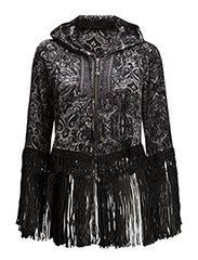 pasadena jacket - ALMOST BLACK